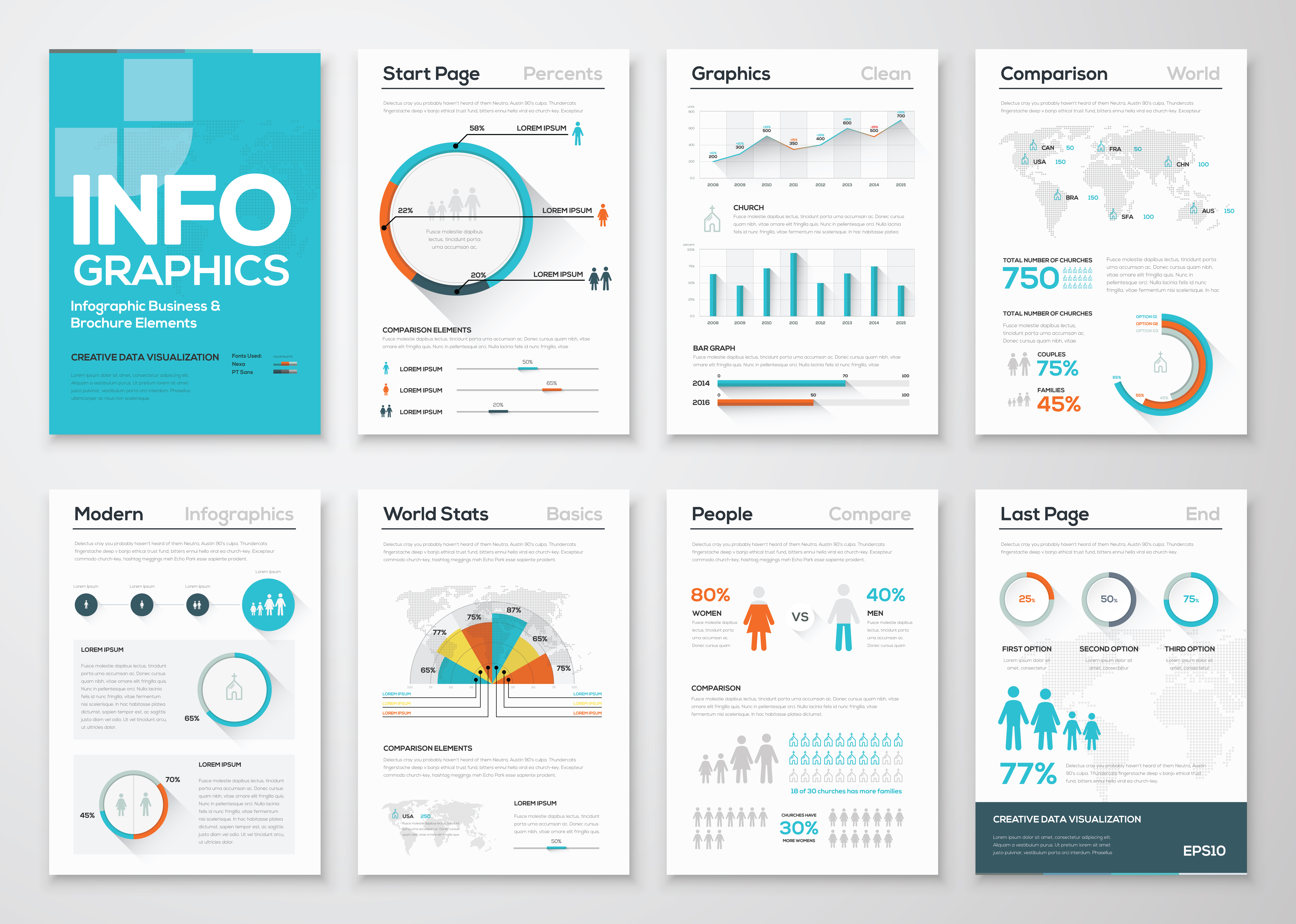 Using infographics as a sales tool