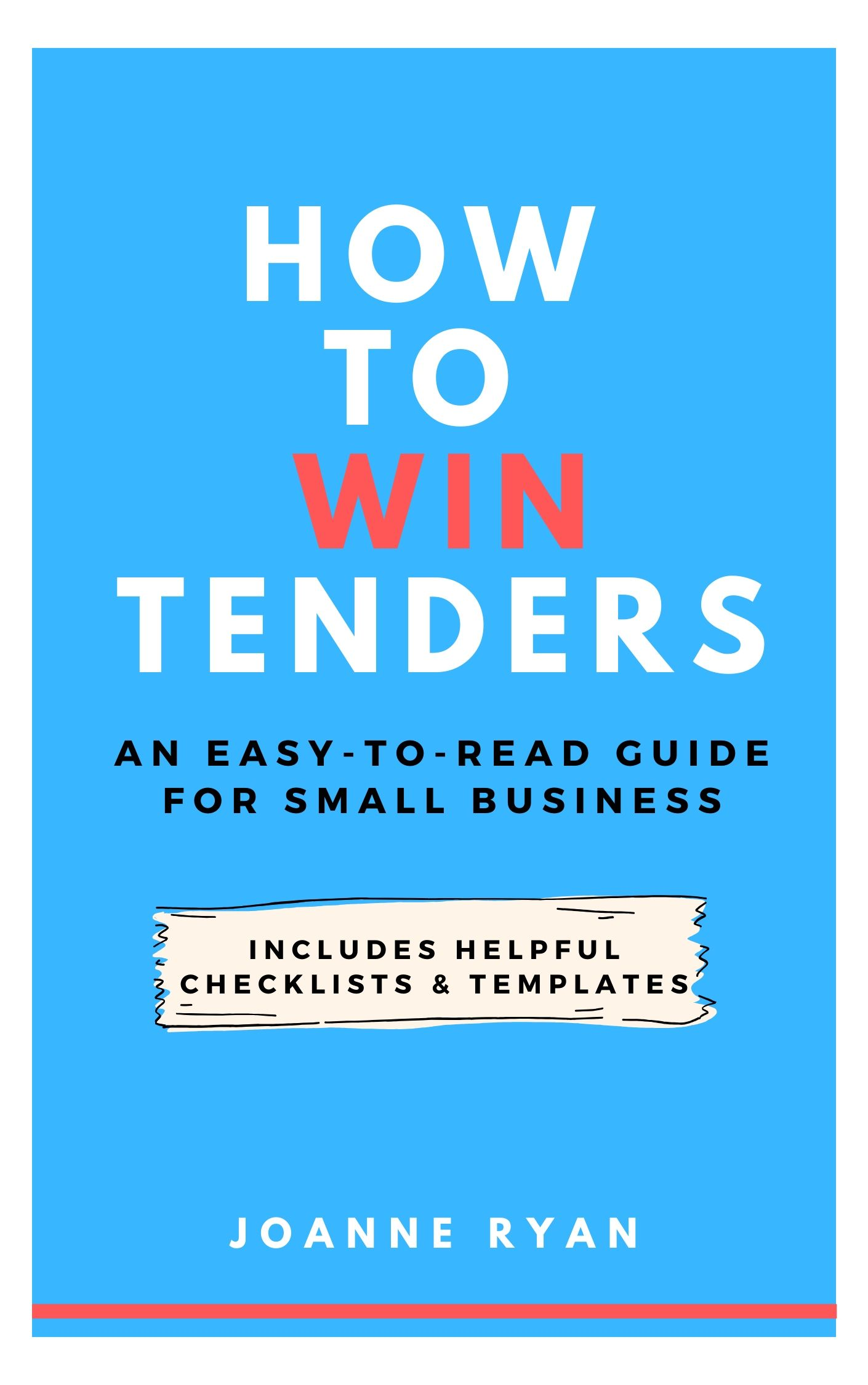 How to win tenders